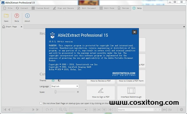 Able2Extract Professional电脑版 v15.0.3官方版下载